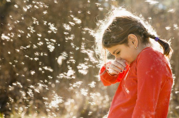 сезонная аллергия лечение препараты