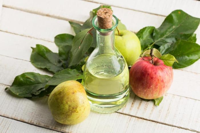 Яблочный уксус - мощное чистящее средство