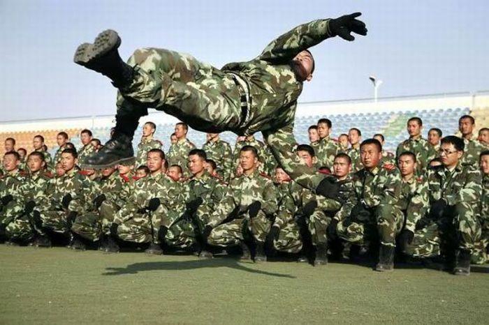 военные прикольные фото