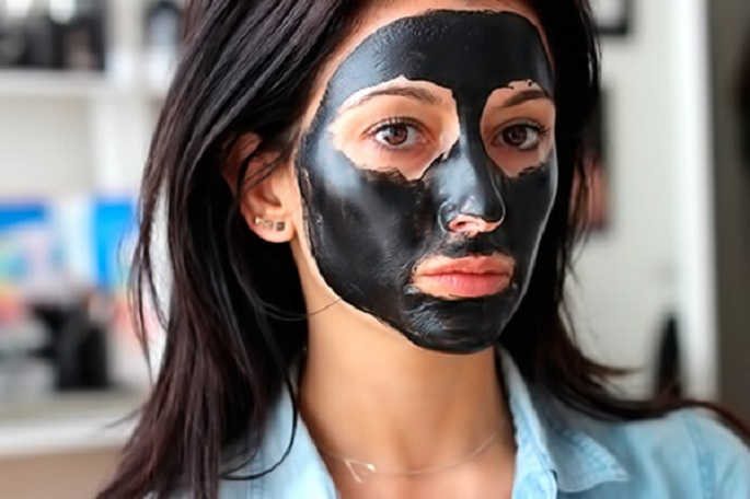 черная маска для лица в домашних условиях рецепт
