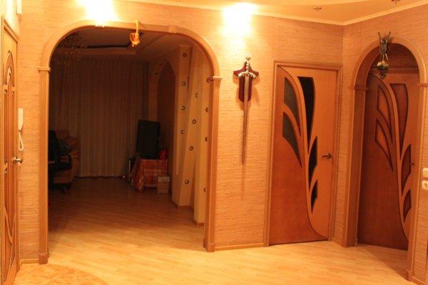 Купить арку на кухню вместо двери