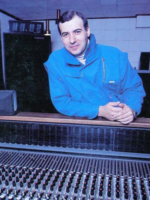 Игорь Крутой в молодости. / Фото: www.24smi.org