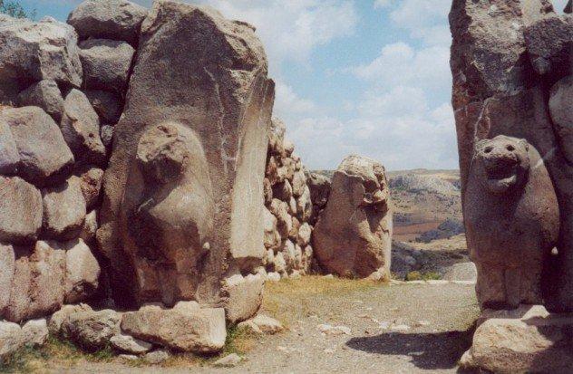 Города, которые когда-то правили древним миром