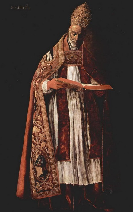 Папа Римский Григорий Великий