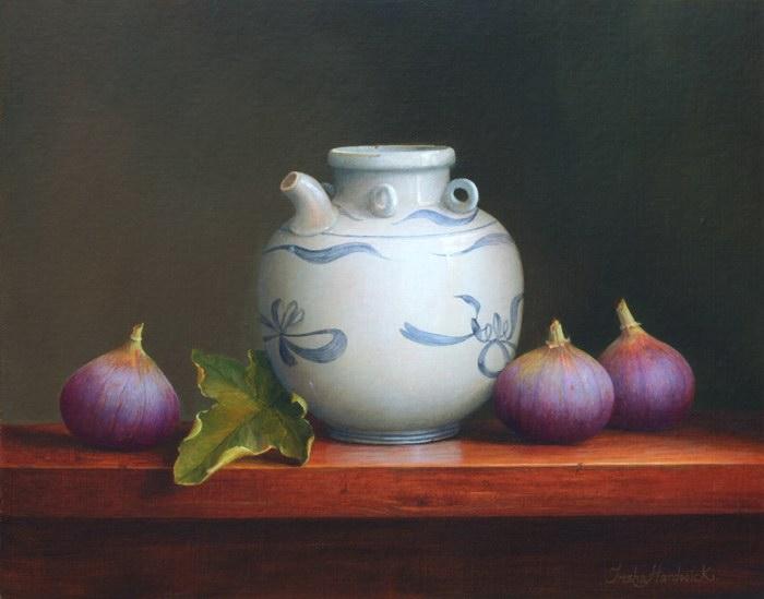 Ming Vessel & Figs (700x549, 53Kb)