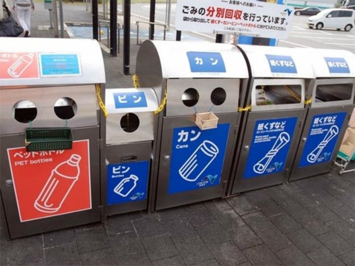 Особенности сбора мусора и переработки отходов.