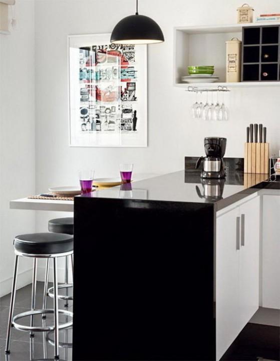 Как обустроить маленькую кухню: 12 простых советов - фото 10