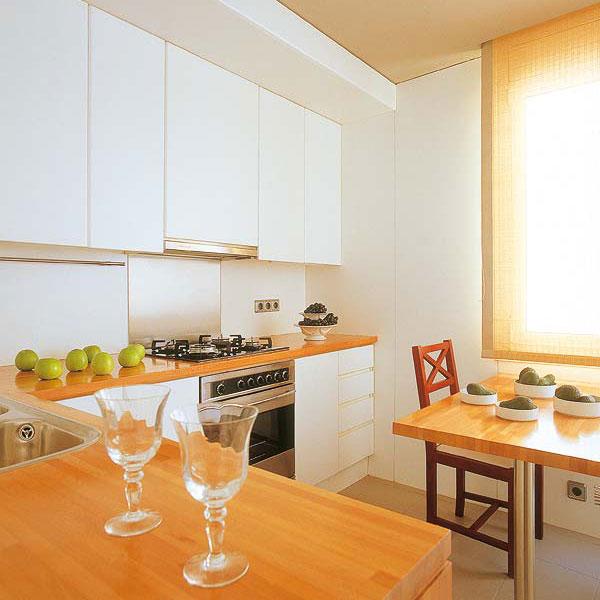 Планирование дизайна интерьера кухни