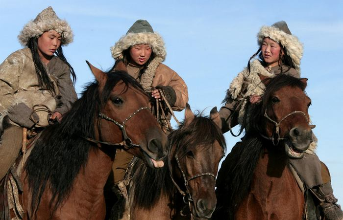 Жестокое детство Чингисхана.