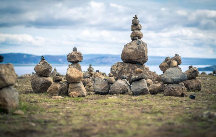 Пирамидки для Троллей встречаются по всей стране. /Фото:powerguide.ru