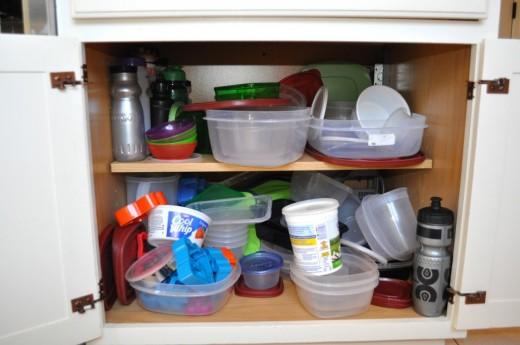 Пластиковая посуда опасна
