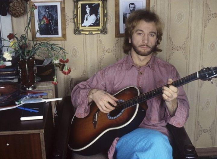 Мистические эпизоды жизни и загадка гибели Игоря Талькова Игорь Тальков, Тальков, певец