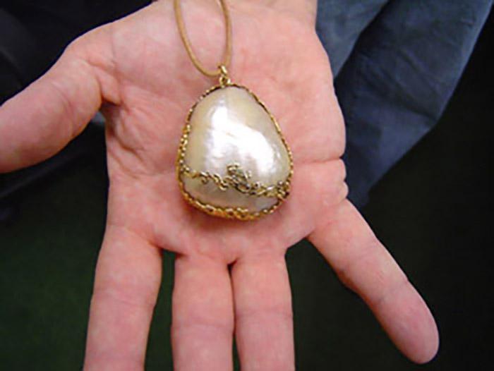 След исторической жемчужины Гогибуса был потерян, но раритет вновь появился на рынке в 2010 году