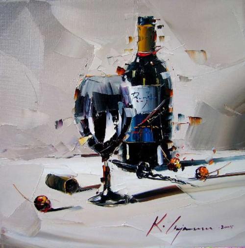 картина художник kal gajoum-25