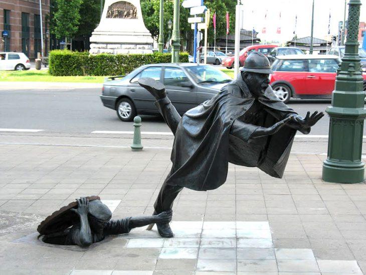 Самые креативные скульптуры мира, которые запоминаются навсегда!
