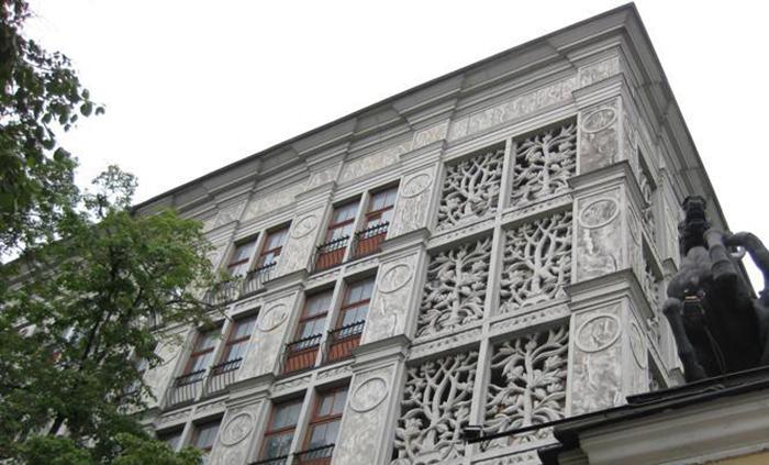 Ажурный дом. /Фото:archsovet.msk.ru
