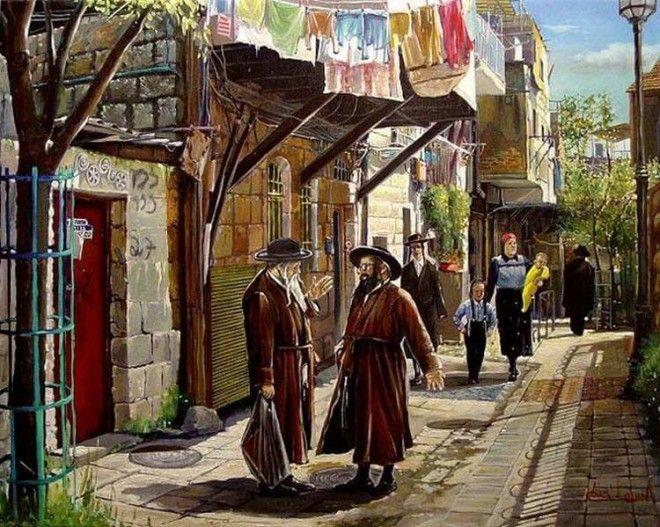 Картинки по запросу ציור יהודי