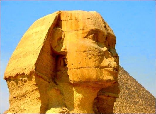Загадки египетского Сфинкса
