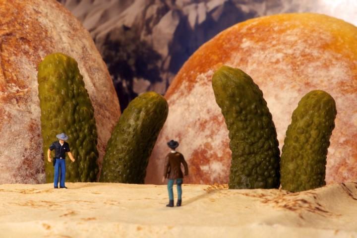 TinyPeople07 Людишки в съедобной вселенной