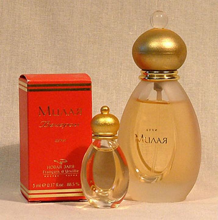 parfyum09 Яркие представители парфюмерии СССР