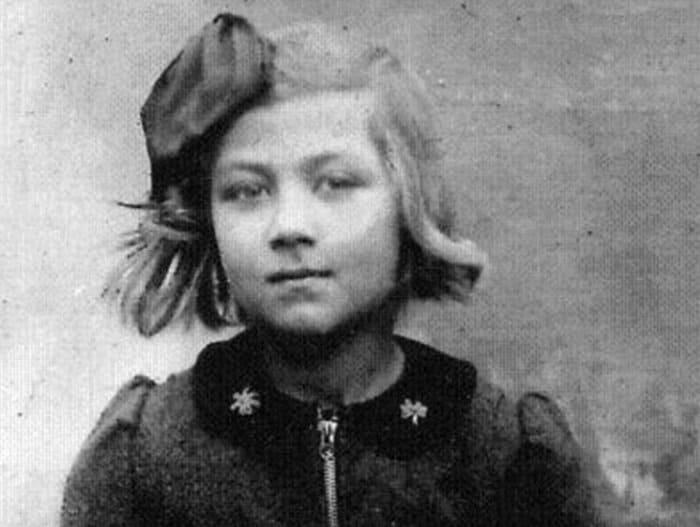 Эдита Пьеха в детстве | Фото: m24.ru