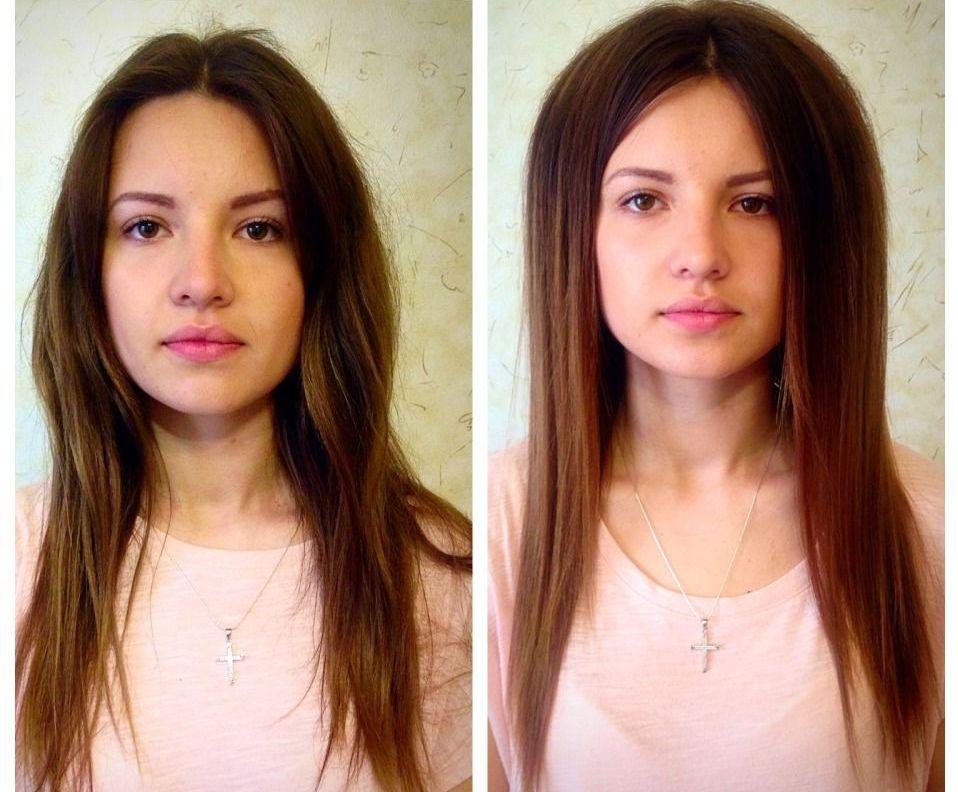 Детоксикация, восстановление и увлажнение волос на молекулярном уровне и уход за кожей головы.