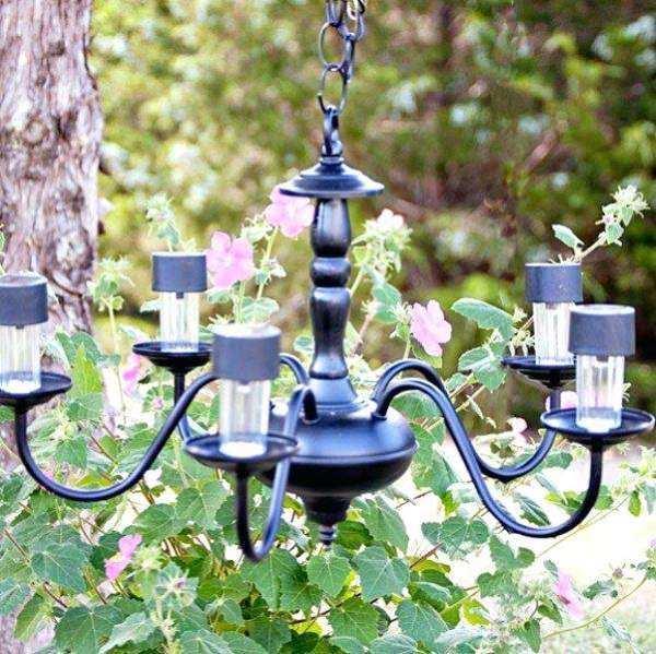 садовый светильник на солнечной батарее своими руками, фото 22