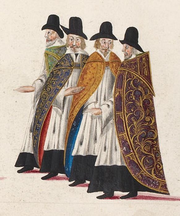 Джентльмены в эпоху английской королевы Елизаветы I