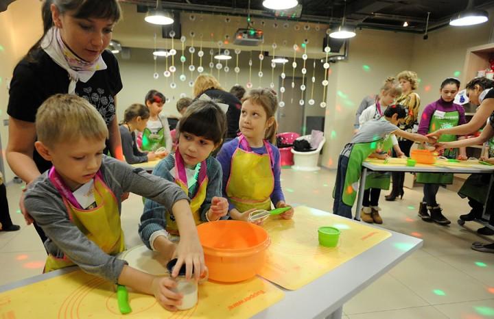 132 Учим детей готовить