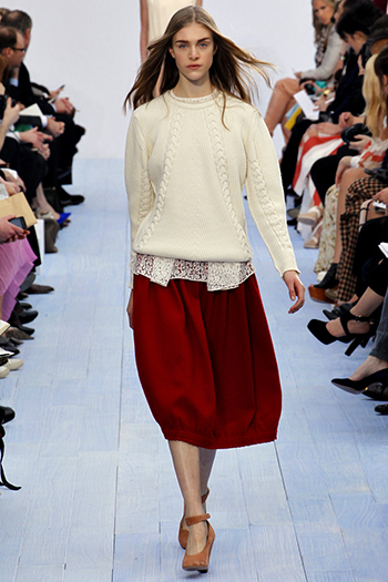 Michael Kors Fall 2012 Ready-to-Wear