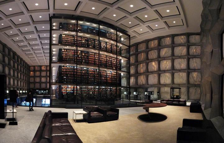 library02 Топ 10 самых красивых университетских библиотек мира