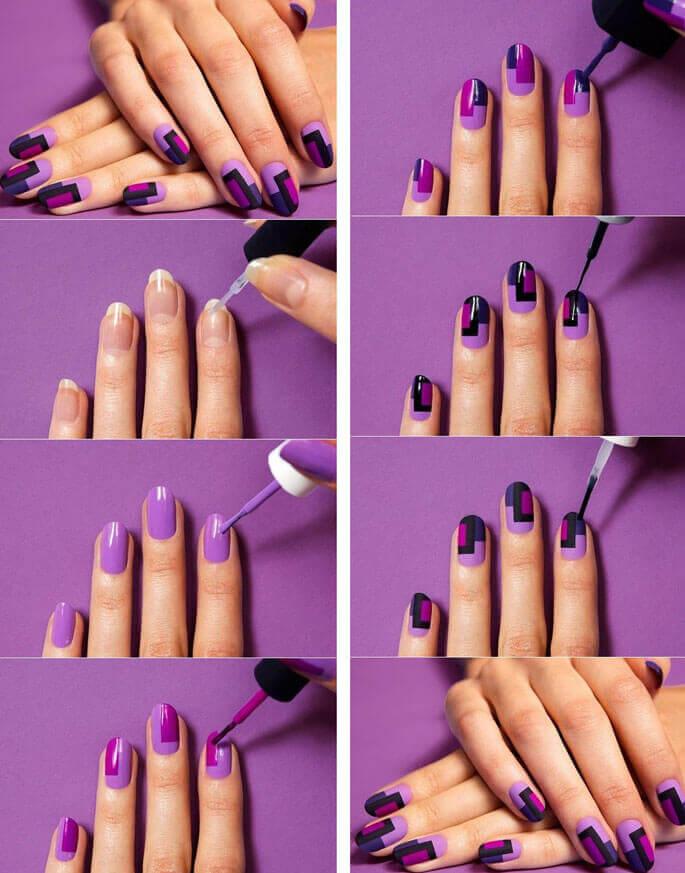 хотите легкие рисунки на ногтях для начинающих фото иске она указала