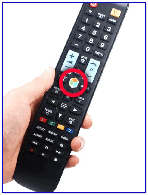 Типовой пульт ДУ для ТВ