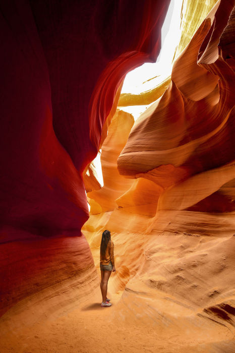 Магическое и таинственное место, созданное причудливой фантазией природы.