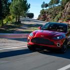 Первый в истории кроссовер Aston Martin готов к битве!
