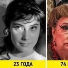 Фото советских актрис в своих звёздных и последних ролях