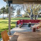 Уютный коттедж для отдыха на острове Уидби в штате Вашингтон