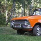 Легенды советского автопрома: «Москвич-412»