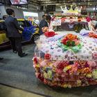 Подборка самых необычных и нелепых автомобилей с автосалона Tokyo Auto Salon 2016