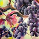 Рисуем виноград пастелью!