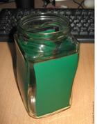 Оригинальный предмет декора из обычной баночки для кофе
