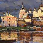Творчество художника Александра Шевелёва