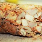 Куриный рулет в духовке - Колбаса домашняя простой рецепт