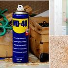Домашние дела, справиться с которыми под силу баллончику аэрозоля WD-40