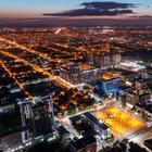 Краснодар с высоты — столица Кубани