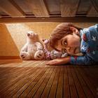 Необыкновенное детство в кадре фотографа Эдриана Соммелинга (Adrian Sommeling)