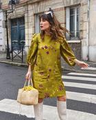 Модные платья для женщин после 40