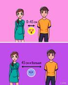 Язык тела всегда подскажет, если вы ошиблись в выборе партнера