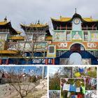 Город Элиста - буддийская столица России
