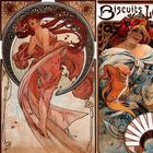 Славянские красавицы Альфонса Мухи - шедевры в стиле ар-нуво